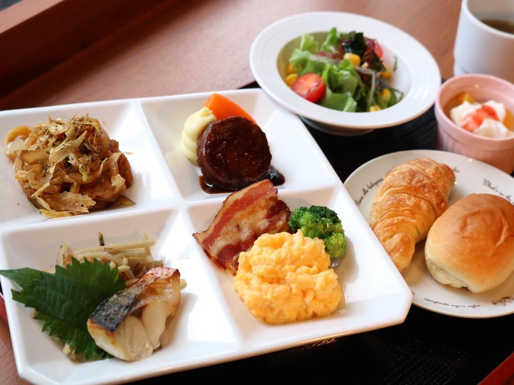 日替わり和洋膳の朝食(6:30〜10:00)