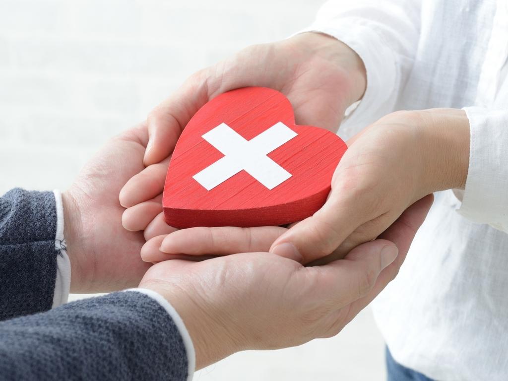 お部屋代から1室あたり200円を日本赤十字社へ寄付いたします
