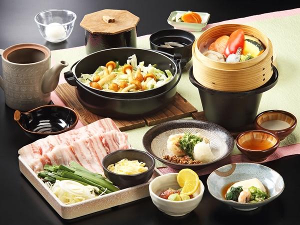 2016年春夏標準夕食(2016年10月5日迄)