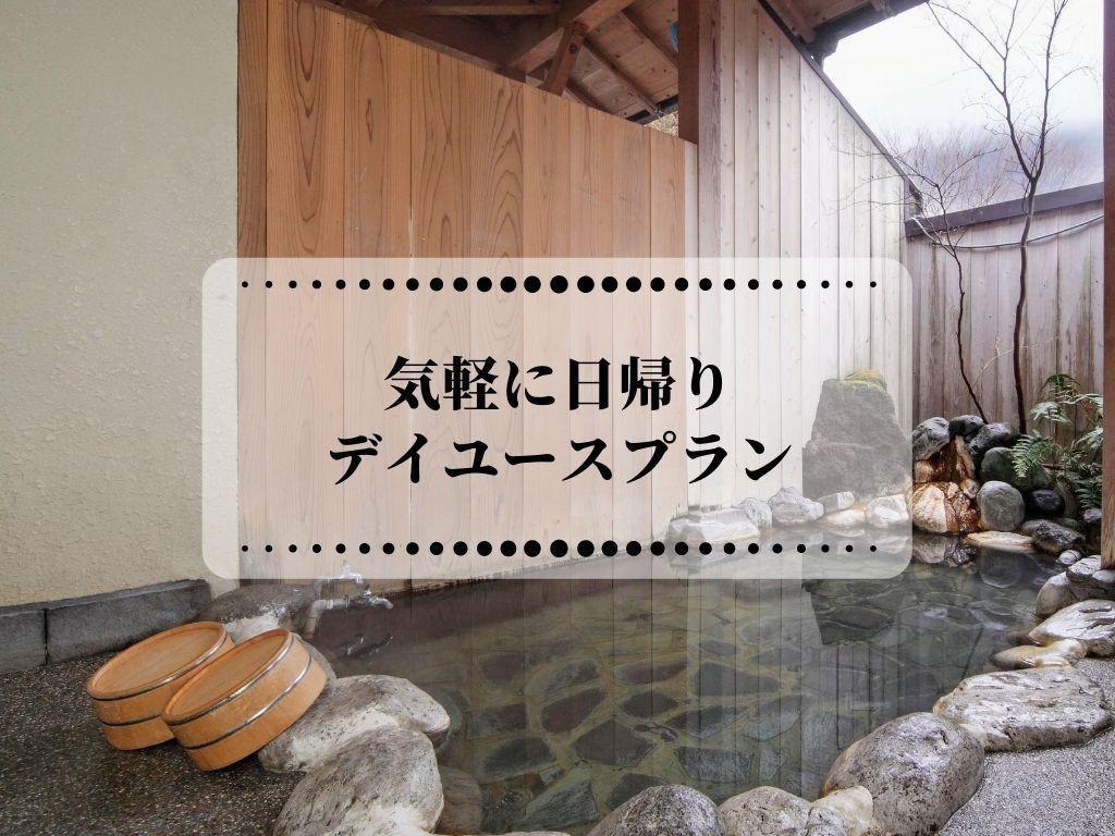 【芦ノ湖】デイユースプラン