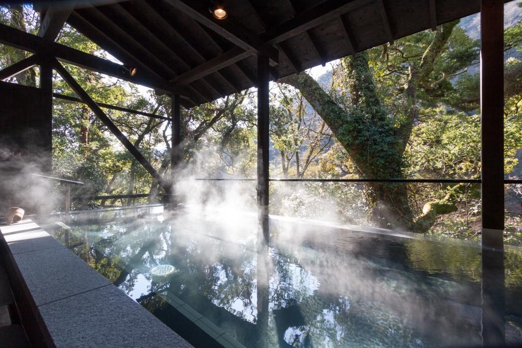 箱根湯寮 大浴場