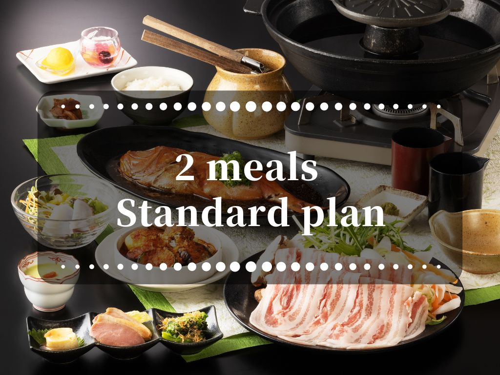Standard plan - Ichinoyu Shinkan
