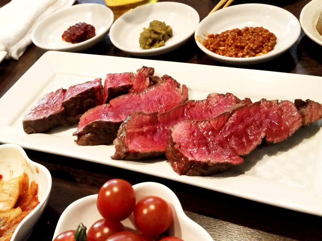肉山料理例