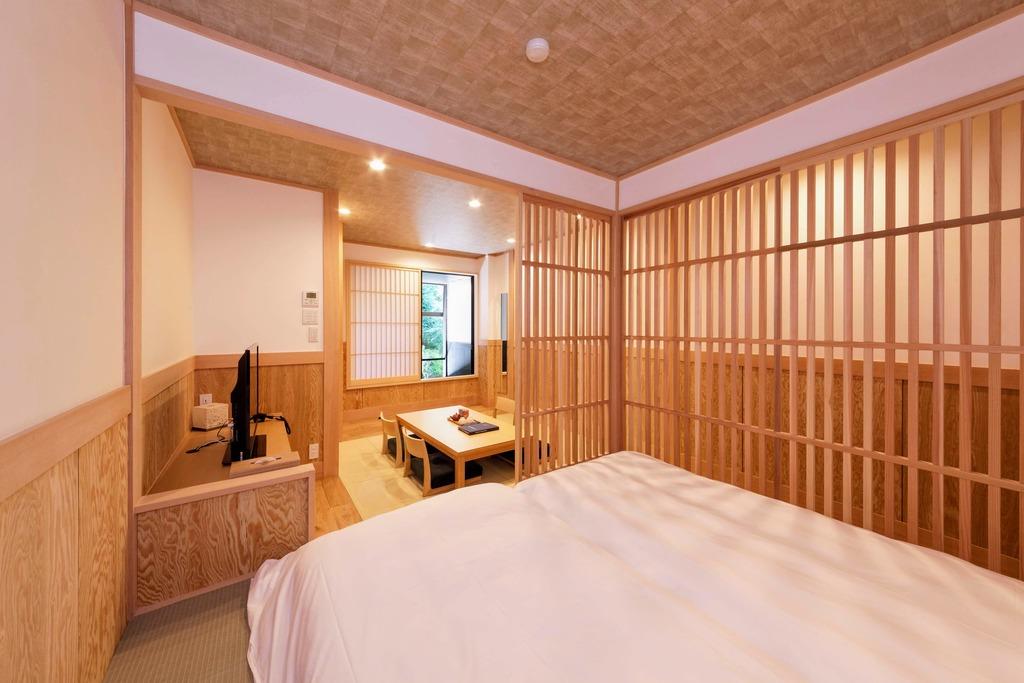 本館露天風呂付き部屋 (一例)