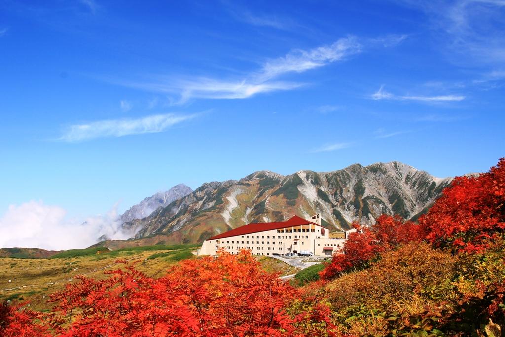 Hotel Tateyama (autumn)
