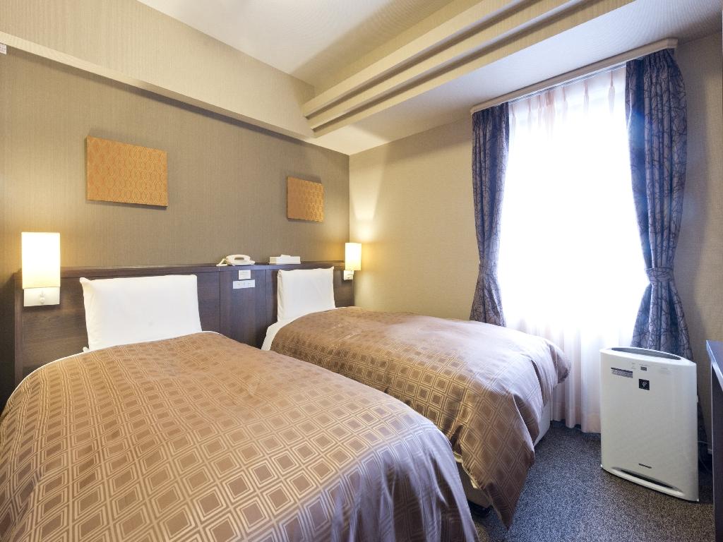 ホテルサンルート札幌 ツインルーム(一例)