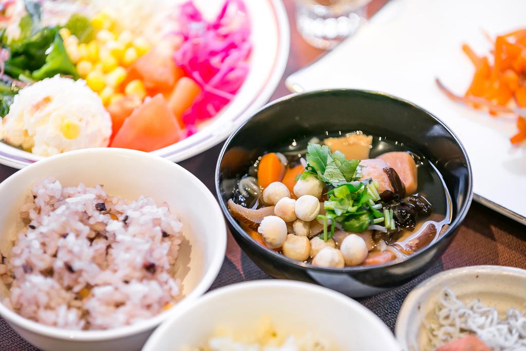 【朝食】会津地方の郷土料理★こづゆ★