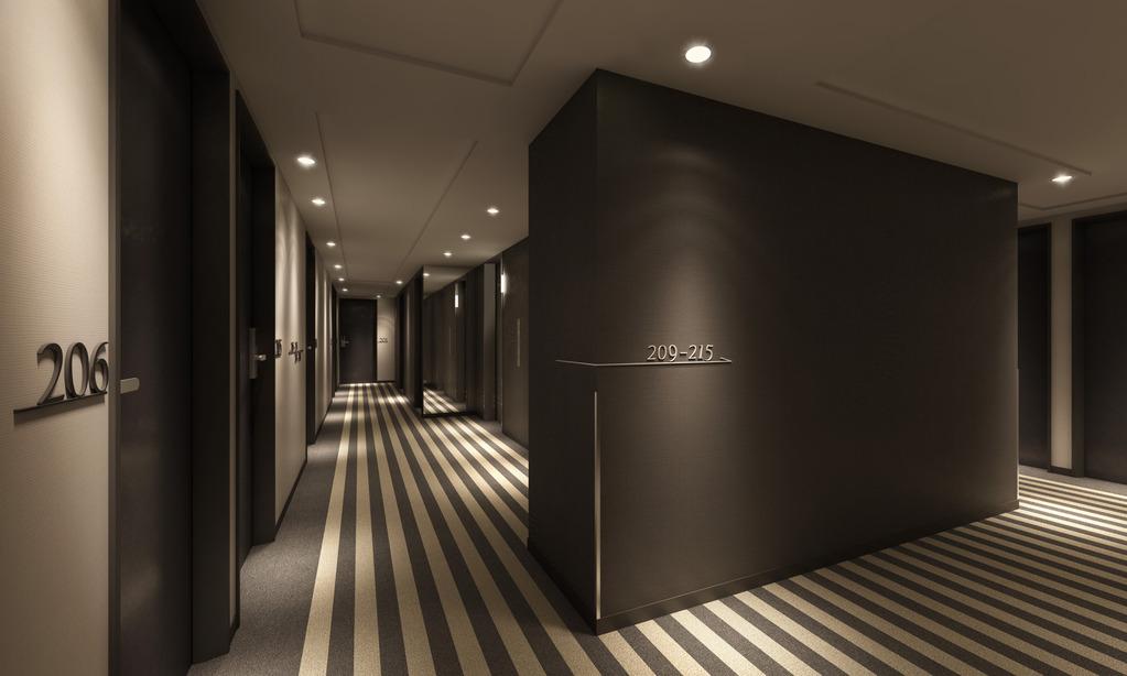 Just follow the process - HOTEL UNIZO Ginza-itchome