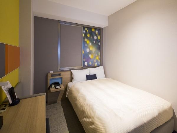全室シーリー社製ベッドを採用