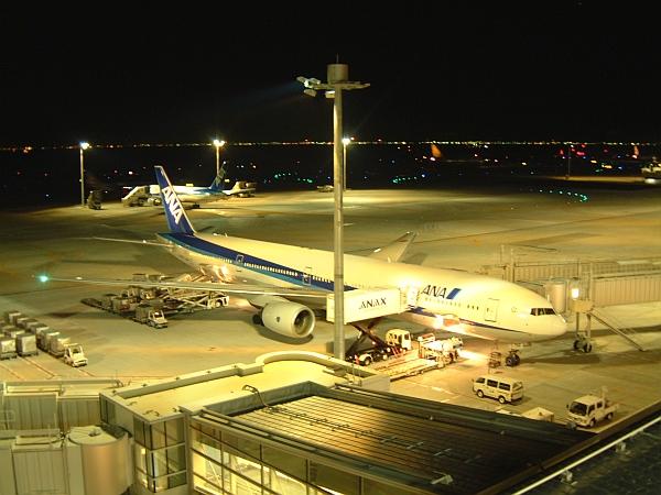 羽田空港からは電車で約20分です。
