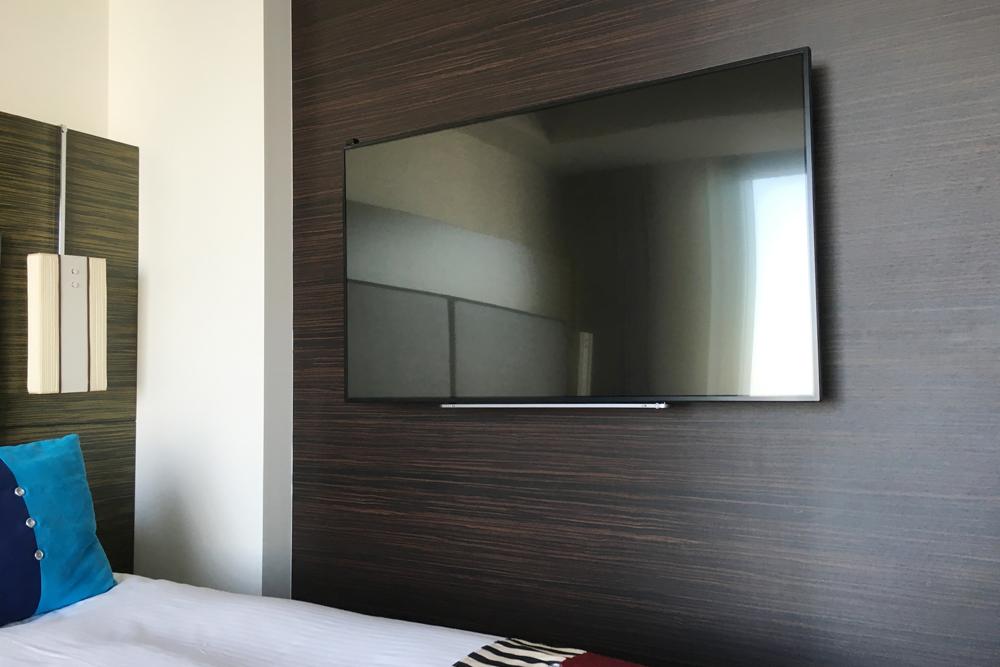 55型4Kテレビ