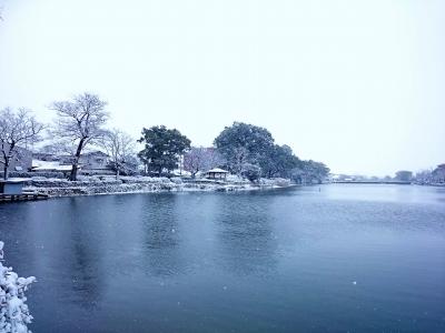 ホテル周辺(冬)