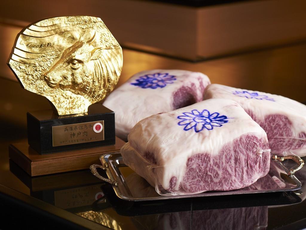 日本3大和牛の神戸ビーフ