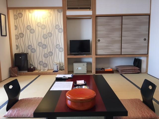 2016年12月改装♪本館客室