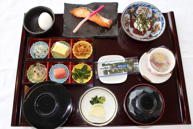 朝食和食(イメージ)