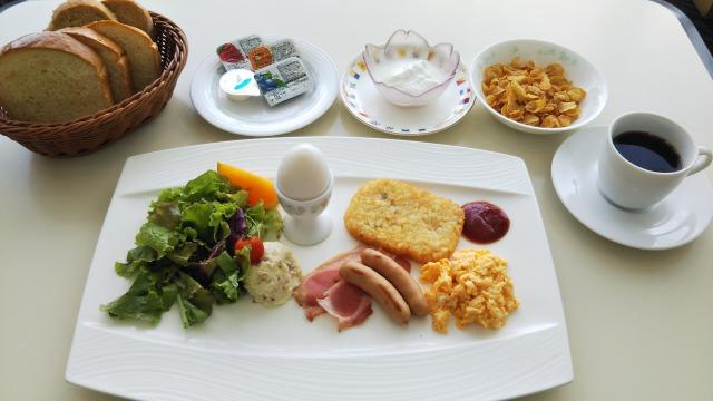 朝食洋定食(イメージ)