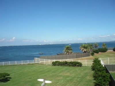 ホテルからの眺望(イメージ)