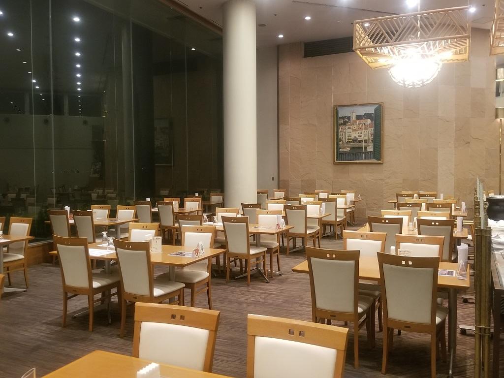 レストラン浜木綿(夕朝食会場)