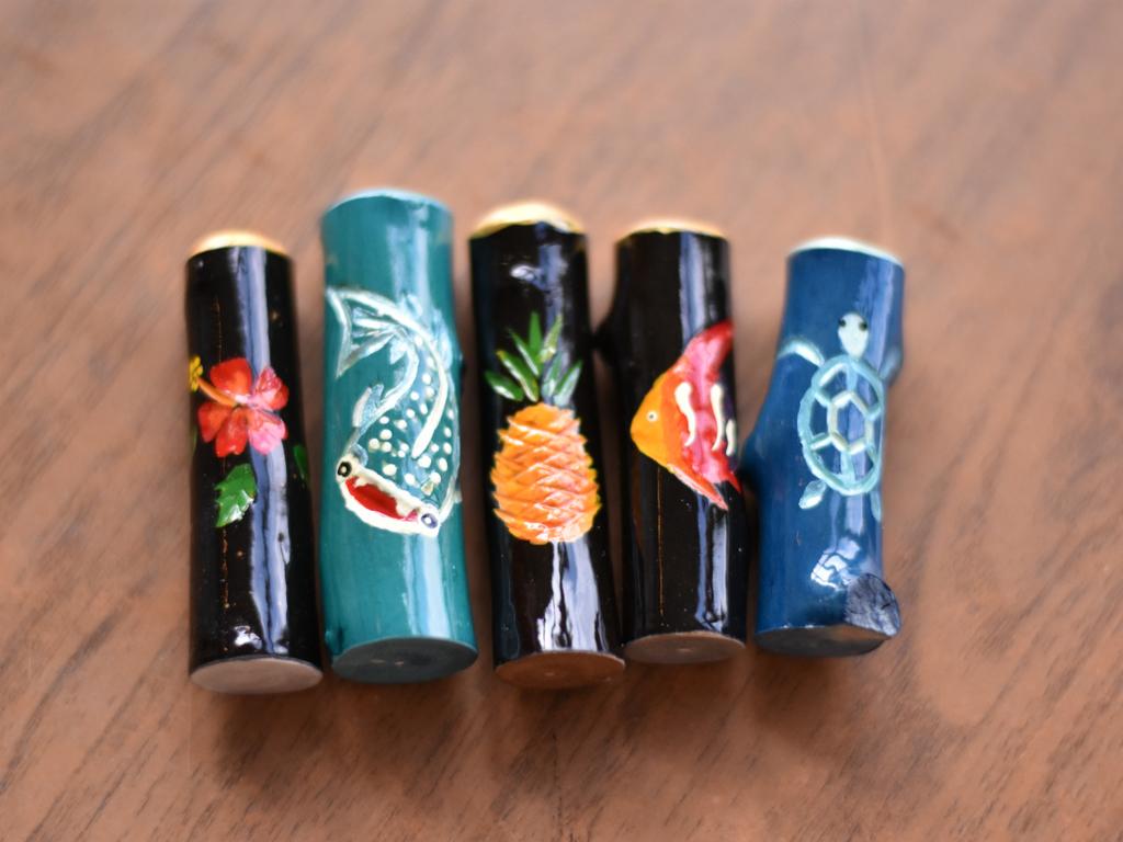 木楽遊印はんばの手作りハンコ