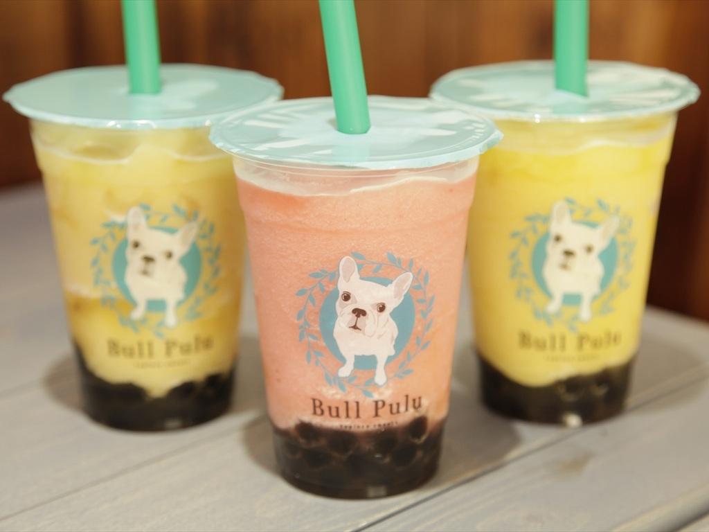 タピオカ Bull Pulu