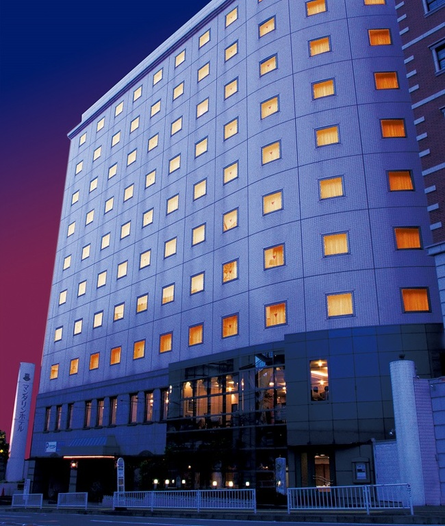 横浜マンダリンホテル・外観