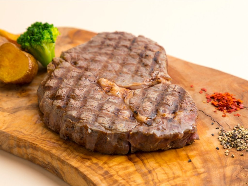 リブロースステーキ食べ放題