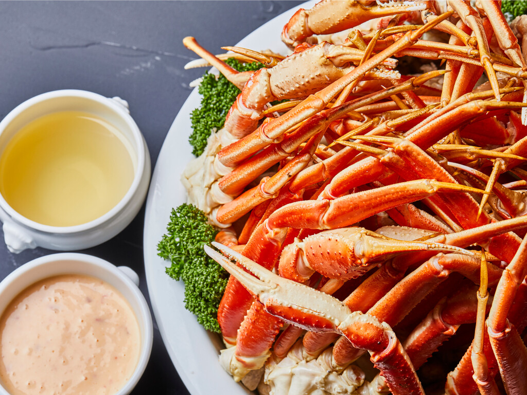 【FONTANA】蟹&ステーキ食べ放題