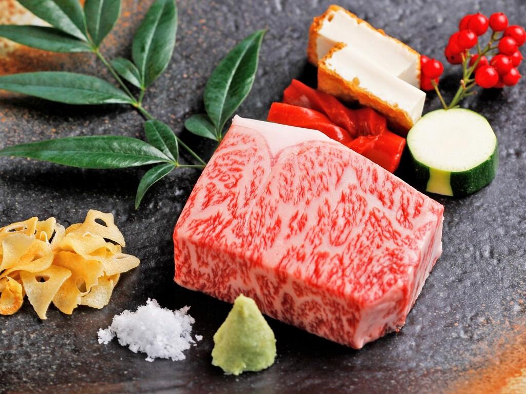 絶品ステーキの旨味を五感で味わって♪※画像は一例