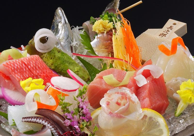 網元こだわりの『本物のお魚の味』