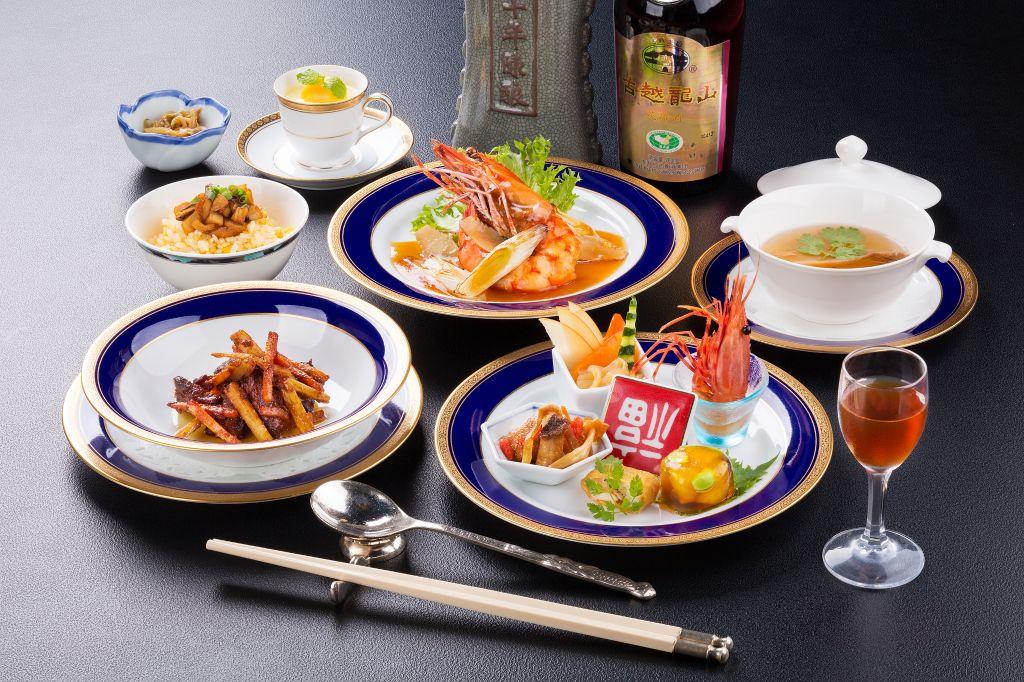 中国料理(イメージ)
