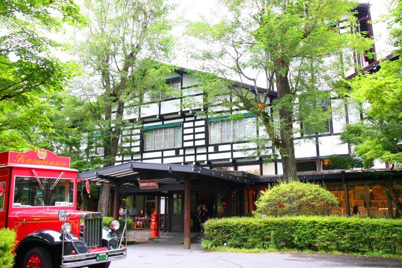 1年で最も華やぐ夏の軽井沢
