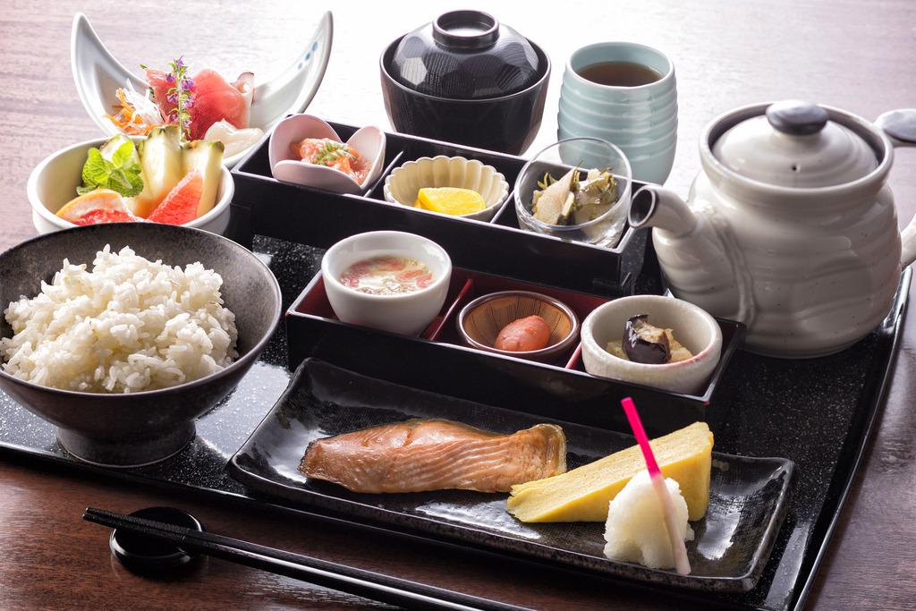 選べる朝食の和定食