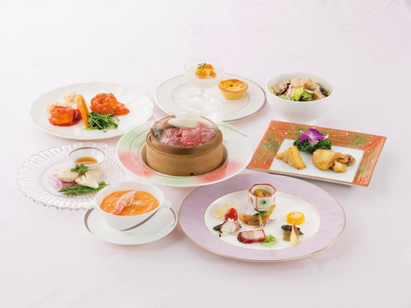 中国料理「桃花林」長崎ロマンコース