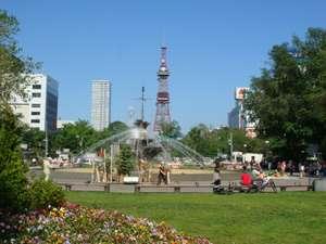夏の大通公園はイベント盛りだくさん!