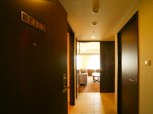 客室イメージ(写真は【コネクティングルーム】)