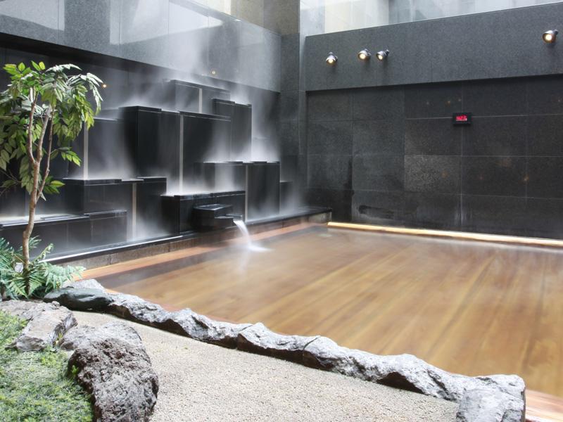 札幌ステイは天然温泉付♪