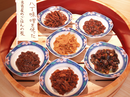 【朝食】人気の『八丁味噌』♪