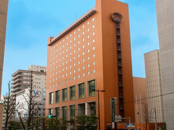 サットンホテル博多シティ 外観