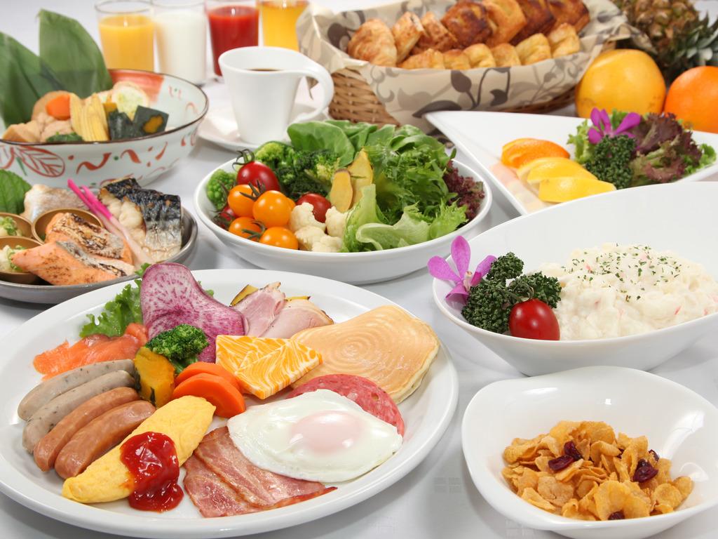 カップル&ファミリーにおすすめ!朝食or昼食がお選び頂けます