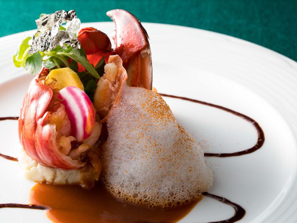 カフェトスカ クリスマスディナー<br />お料理イメージ