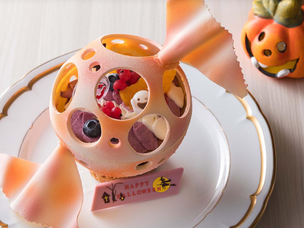ハロウィンケーキ イメージ