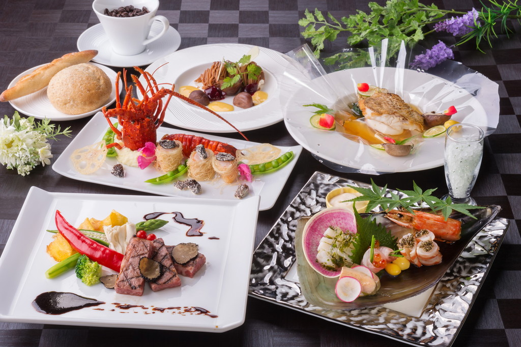Course menu Chef's Recommend Course※This picture is images.