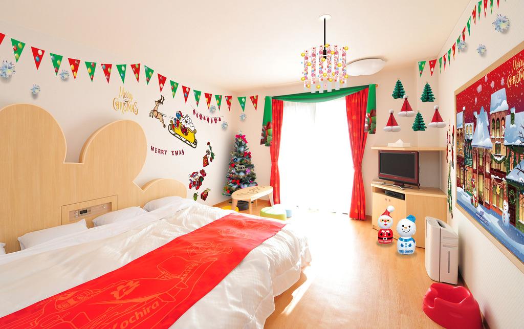 クリスマスデコレーションルーム※イメージ