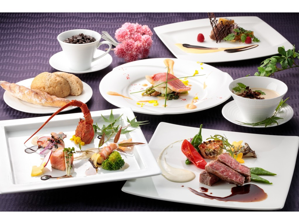 """Course menu """"Famille"""" ※This picture is images"""
