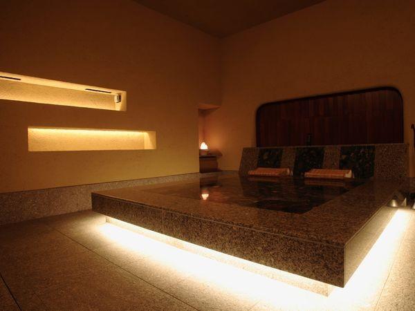 【癒しのとき】  *個室岩盤低温サウナは、ゆったり30〜40分間、お過ごし頂けるよう適度な温度に設定