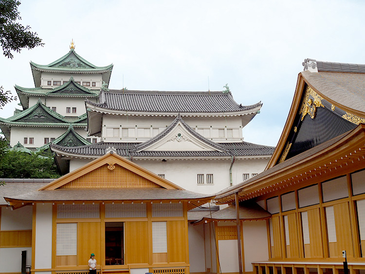 2018名古屋城本丸御殿