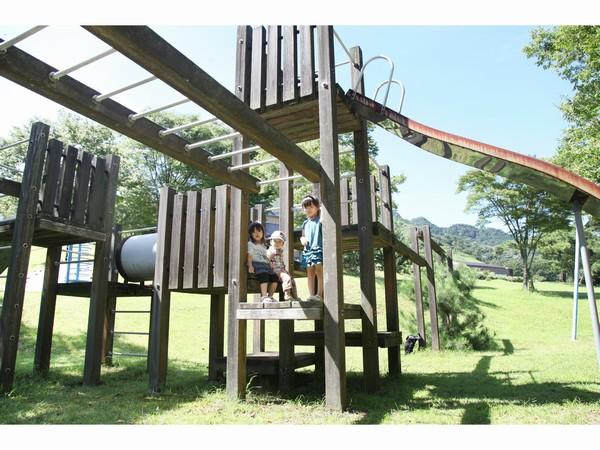 子供遊園地 滑り台