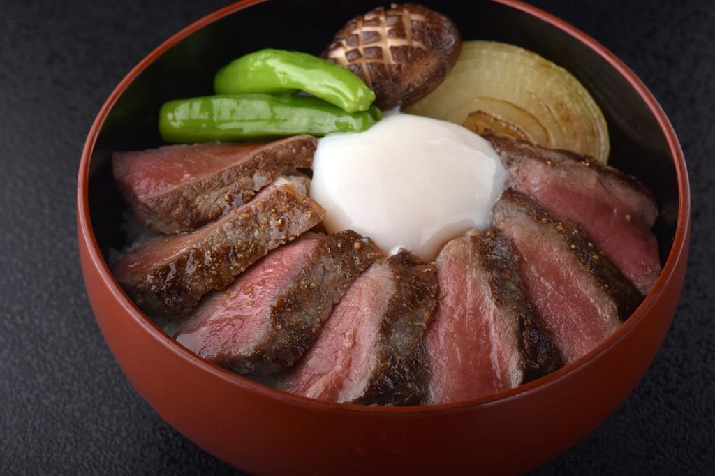 牛ステーキ丼Jシリアル