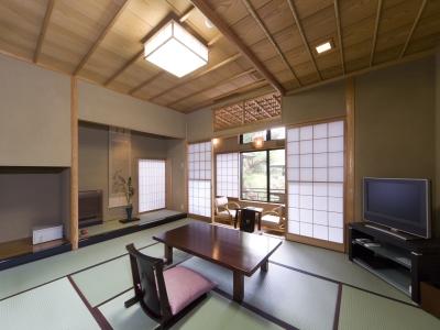 美空の客室