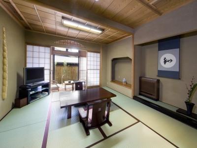 福ノ竹の客室